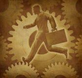 Beschäftigung und Karrieren Stockbild