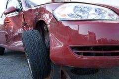 Beschadigde Auto royalty-vrije stock afbeeldingen