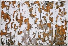 Beschaffenheit der abgezogenen-weg alten Farbe Stockfoto