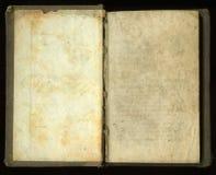Beschaffenheit der alten Bücher Lizenzfreies Stockbild