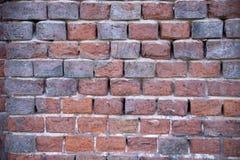 Beschaffenheit der alten Backsteinmauer Lizenzfreie Stockbilder