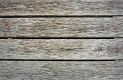 Beschaffenheit der alten hölzernen Planken Lizenzfreies Stockfoto