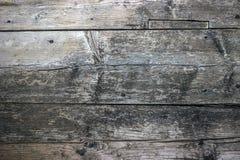 Beschaffenheit der alten hölzernen Wand stockfoto