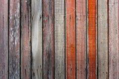 Beschaffenheit der alten hölzernen Wand stockfotografie