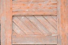 Beschaffenheit der alten Holztür Lizenzfreies Stockbild