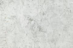 Beschaffenheit der alten weißen Betonmauer für Hintergrund lizenzfreie stockfotos