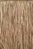 Beschaffenheit der artezanal Strohmatte stockbild