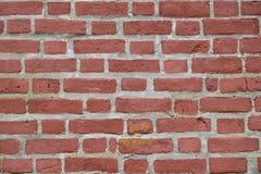 Beschaffenheit der Backsteinmauer Stockfotos
