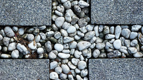 Beschaffenheit der Fliese und des Felsens Stockbilder