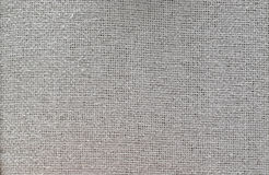 Beschaffenheit der grauen Baumwolle, Hintergrund Lizenzfreie Stockfotografie