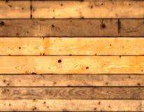 Beschaffenheit der hölzernen Planken Stockfotografie
