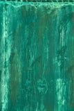 Beschaffenheit der hölzernen Wand mit einem Patinaeffekt Lizenzfreies Stockfoto