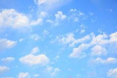 Beschaffenheit der Himmel Stockfotos