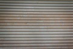 Beschaffenheit der Metallwand Lizenzfreies Stockbild