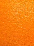 Beschaffenheit der orange Schale Lizenzfreie Stockbilder