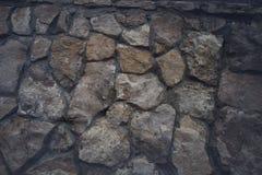 Beschaffenheit der Steinwand Lizenzfreie Stockfotografie