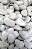 Beschaffenheit der weißen Steine Lizenzfreies Stockbild