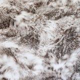 Beschaffenheit der Wolle für Tapete in der Beige - Grau Lizenzfreie Stockfotografie