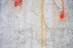 Beschaffenheit der Zementwand stockbild
