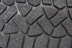 Beschaffenheit des abstrakten Gummis stockfotos