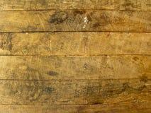 Beschaffenheit der alten hölzernen Planke Stockbild