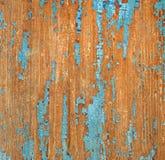 Beschaffenheit des alten gemalten Brettes Stockfoto