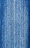 Beschaffenheit des blauen Baumwollstoffs lizenzfreie stockbilder