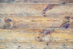 Beschaffenheit des braunen Holzes Lizenzfreies Stockfoto
