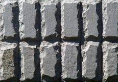 Beschaffenheit des dekorativen Steins Lizenzfreies Stockbild