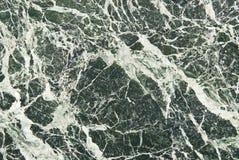 Beschaffenheit des dunkelgrünen Marmors Lizenzfreie Stockfotografie
