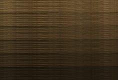 Beschaffenheit des dunklen beige braunen Papiers fein gerunzelt Stockbild