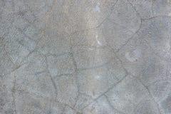 Beschaffenheit des gebrochenen Betonmauerhintergrundes stockfoto