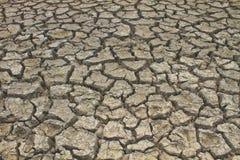 Beschaffenheit des gebrochenen Bodenbodens Stockfotos