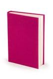 Beschaffenheit des gebundenen Buches Stockbild