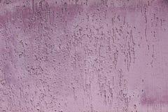 Beschaffenheit des gemalten dekorativen plasterwork Stockfoto