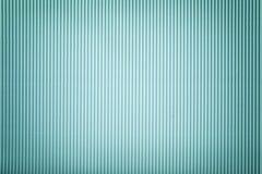 Beschaffenheit des gewölbten hellblauen Papiers mit Vignette, Makro stockbilder