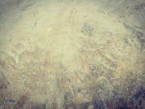 Beschaffenheit des glatten konkreten Bodens Stockfoto