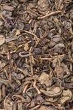Beschaffenheit des grünen Tees Lizenzfreie Stockfotos
