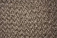 Beschaffenheit des grauen woolen Tuches Lizenzfreies Stockbild