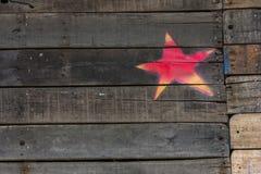 Beschaffenheit des Holzes Stockbild