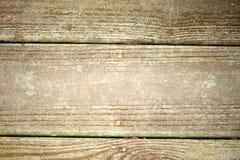Beschaffenheit des Holzes mit Nägeln Lizenzfreie Stockfotografie