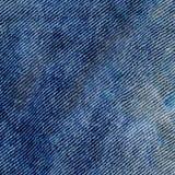 Beschaffenheit des Jeanstextilabschlusses oben Jeans-Denim-Hintergrund Lizenzfreie Stockfotos