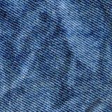 Beschaffenheit des Jeanstextilabschlusses oben Jeans-Denim-Hintergrund Lizenzfreie Stockbilder
