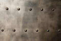 Beschaffenheit des Metalls Lizenzfreies Stockfoto