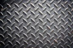 Beschaffenheit des Metalls Stockbild