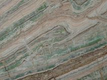 Beschaffenheit des Minerals stockfotografie
