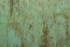 Beschaffenheit des rostigen Eisens lizenzfreie stockbilder
