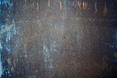 Beschaffenheit des rostigen Metalls Stockfotos
