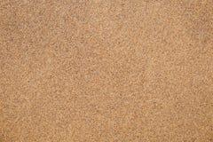 Beschaffenheit des Sandes Stockbild