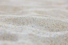 Beschaffenheit des Sandes Lizenzfreie Stockbilder